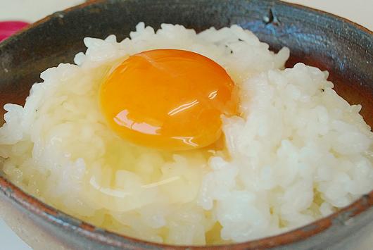 烏骨鶏卵&米