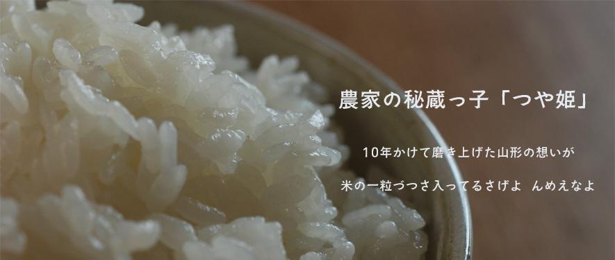 庄内産 完全有機のお米